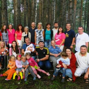 """""""Harvest Church"""" in Krasnoyarsk"""