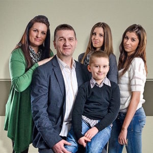 Family Ilijazovic