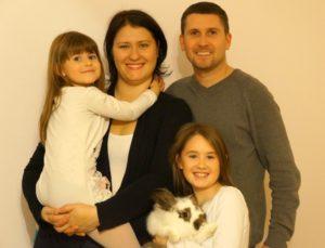 Sabljov Family