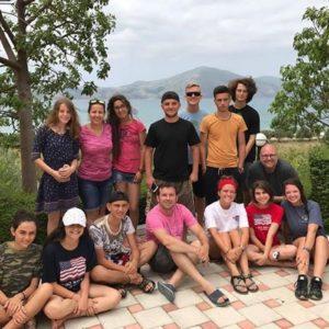 Albanian English group 2017