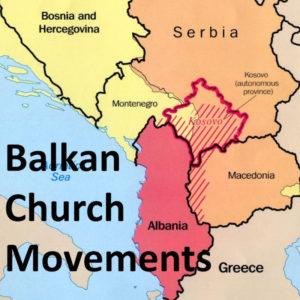 balkans movements