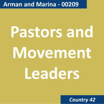 00209 Arman and Marina